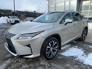 2017 Lexus RX EXECUTIVE PACKAGE