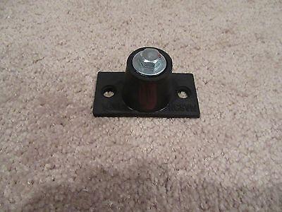 Mason 4c988 Floor Mount Vibration Isolator Neoprene Qty 1