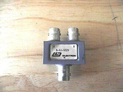 Olektron B-hj-402v Power Divider Bnc