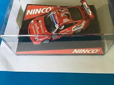 32 Ninco Slot Cars - NINCO 1/32 SLOT CARS NNC50468 1/32 Porsche 997 Burgfonds
