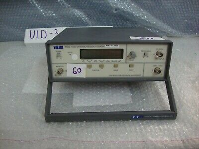 Thurlby Thandar Instruments Tti Tf830 1-3 Ghz Universal Frequency Counter