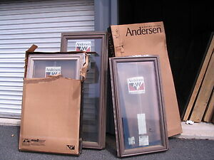 Andersen Terratone Single Casement Window 400 Series Ebay