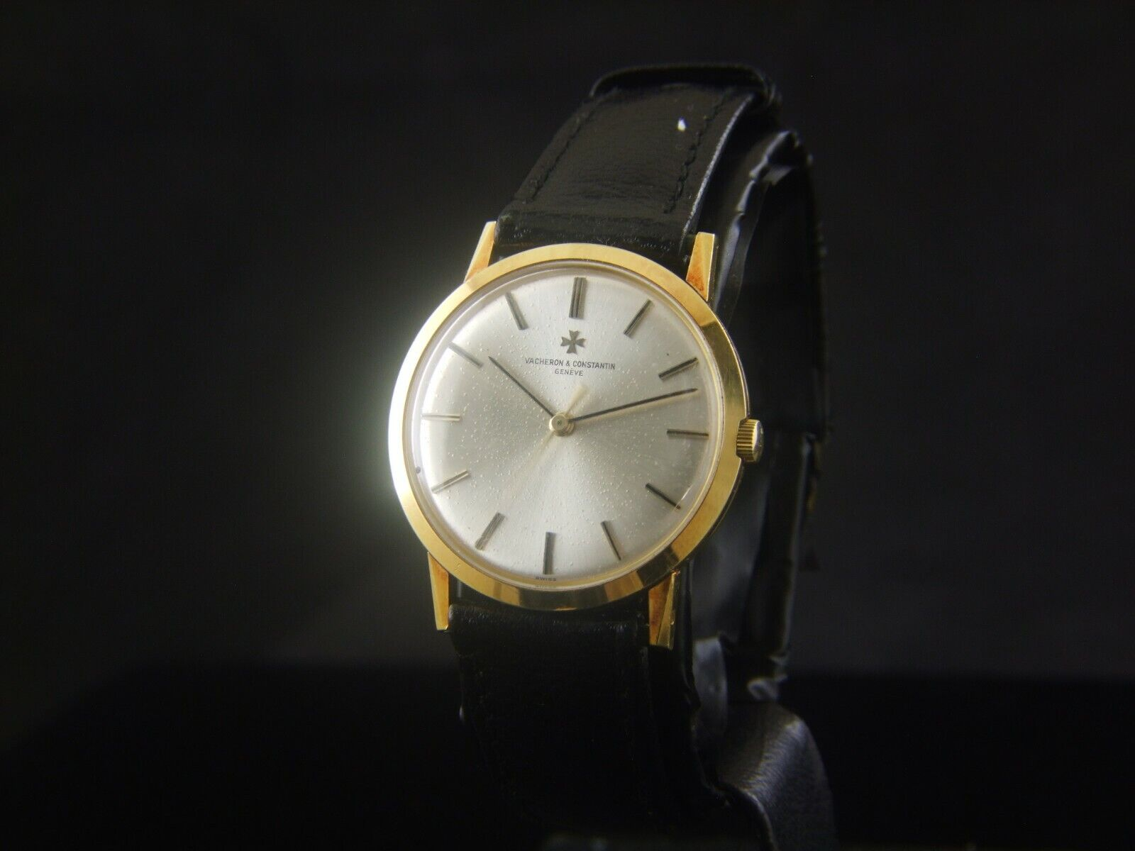Vacheron Constantin Patrimony 18k Gold Geneve Manual Wind Cal.K1002/2 vintage - watch picture 1