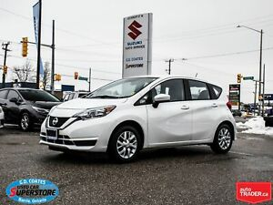 2017 Nissan Versa Note SV ~5.0 Touchscreen ~RearView Camera ~Hea