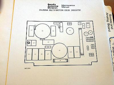 Bendix IN-2026A Radar Indicator Service Manual