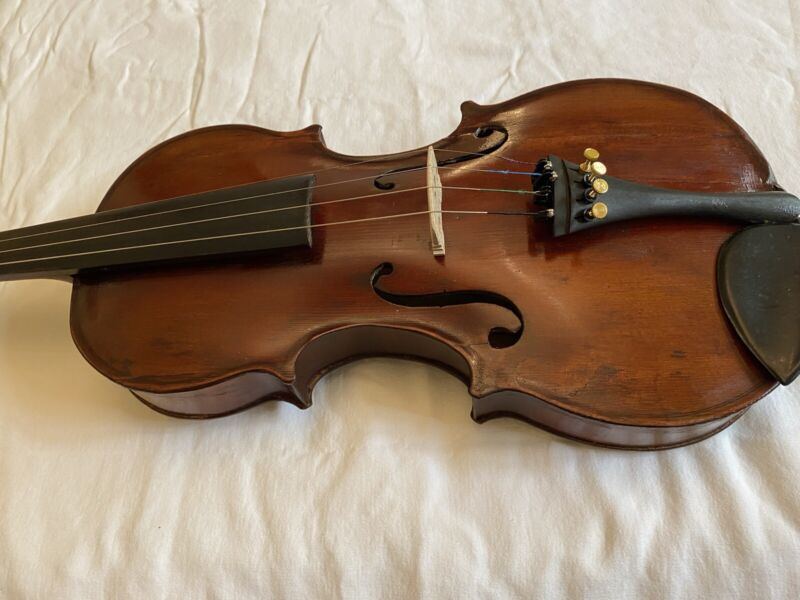 antique Full Size Year 17 + _ Violin