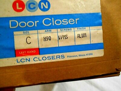 Lcn Door Closure Size C Arm H90 Nib