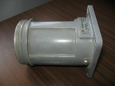 Russellstoll 3237w-72 Receptacle 100 Amp 250480 Volt