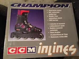CCM Rollerblades for sale $50
