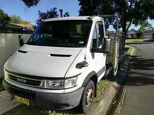 2006 Iveco Daily flat bed truck Mount Annan Camden Area Preview