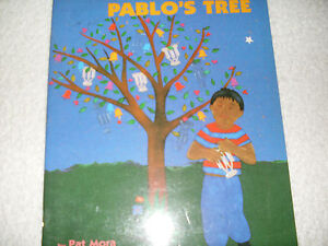 Kids sweet paperback-gr k-3:Pablo's Tree by Pat Mora-celebrate adoption-cool!