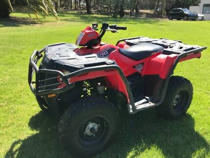 Polaris Sportsman  EFI HD 2016 Hindmarsh Island Alexandrina Area Preview