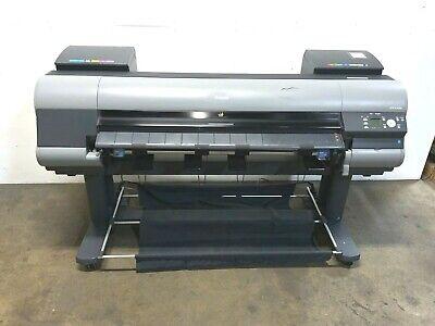 Canon Imageprograf Ipf8300 Large Format Inkjet Printer Print 44  D13a