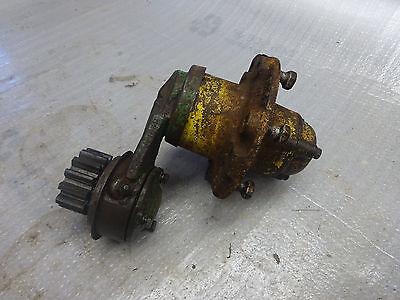 John Deere 50 60 70 Roll-o-matic Knuckle Spindle Hub L.h. Side