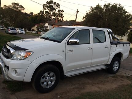 2008 Toyota Hilux SR5 West Ryde Ryde Area Preview