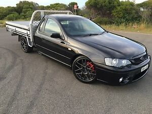 Ford XR6 ute Gymea Sutherland Area Preview