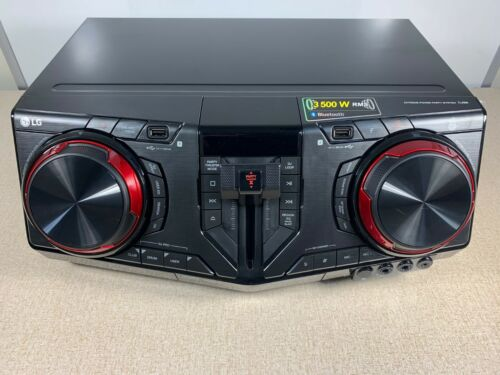 LG CL98 XBOOM 3500W Bluetooth Music Entertainment Extreme Power Party System