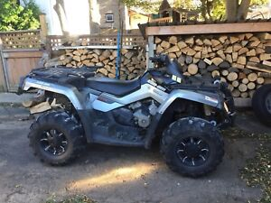 2011 can am outlander 650 max xt