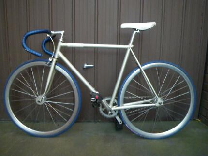 CYCLING FIXIE BICYCLE FIXED SINGLE SPEED ROAD BIKE 700C TYRES Maribyrnong Maribyrnong Area Preview