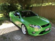 09 Ford Falcon FG XR6 ute Manual Adelaide CBD Adelaide City Preview