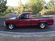 Chevrolet Silverado 1500C Ute Nerang Gold Coast West Preview
