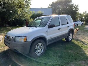 2002 Ford Escape XLT 4x4 V6