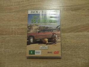 Jack Absolom's On the Road to Survival - Region 4 DVD Ringwood Maroondah Area Preview
