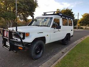 96 Toyota Troop Carrier + Many extras Gepps Cross Port Adelaide Area Preview