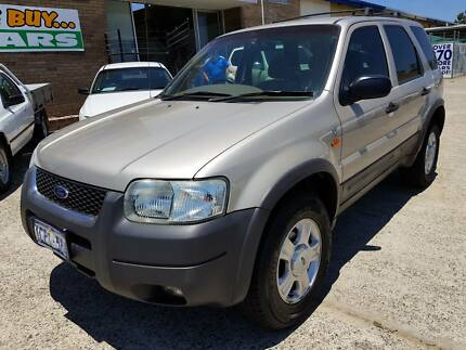 2003 Ford Escape XLT V6 Auto 224kms (Drives Well) Wangara Wanneroo Area Preview