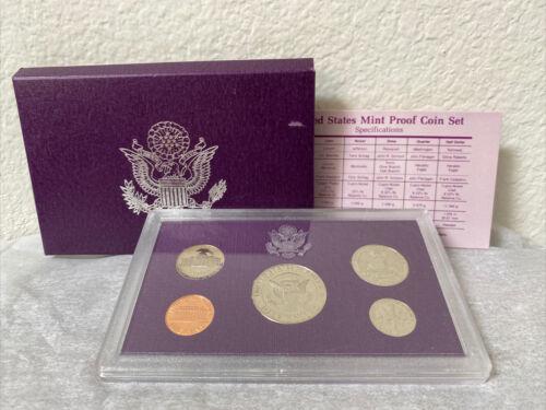 1992 United States Mint Proof Set - $1.99