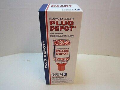 Howard Leight LL-PD-4 Plug Depot Earplug Dispenser Refill New