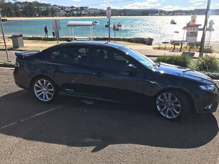 2013 Ford Falcon XR6T Terrigal Gosford Area Preview
