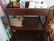 baby change table Moonah Glenorchy Area Preview