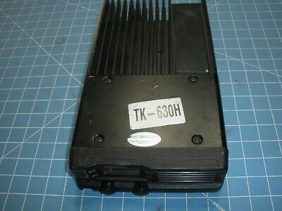 Kenwood Tk630h Low Band Fm Transceiver With Head