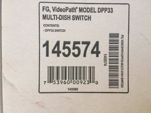 DISH NETWORK DPP 33 SWITCH PRO PLUS 145574