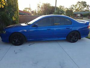 FORD BA FALCON XR6 NEGOTIABLE Thornlie Gosnells Area Preview