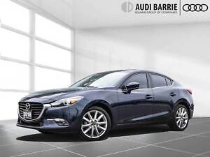 2018 Mazda Mazda3 GT at Leather/Roof