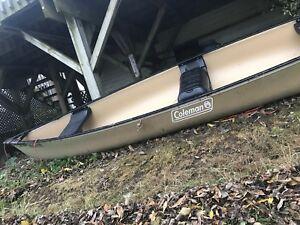 15.5 foot Coleman  canoe