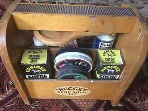 Nugget Shoe Shine Kit