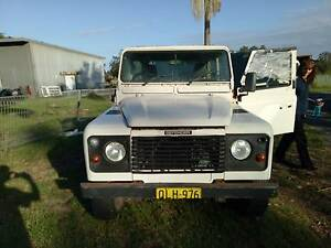 Land Rover defender Raymond Terrace Port Stephens Area Preview