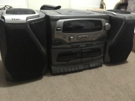 Teac Portable Stereo