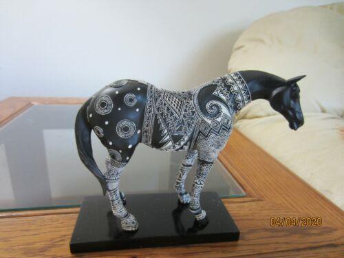 TRAIL OF PAINTED PONIES - ANASAZI SPIRIT HORSE
