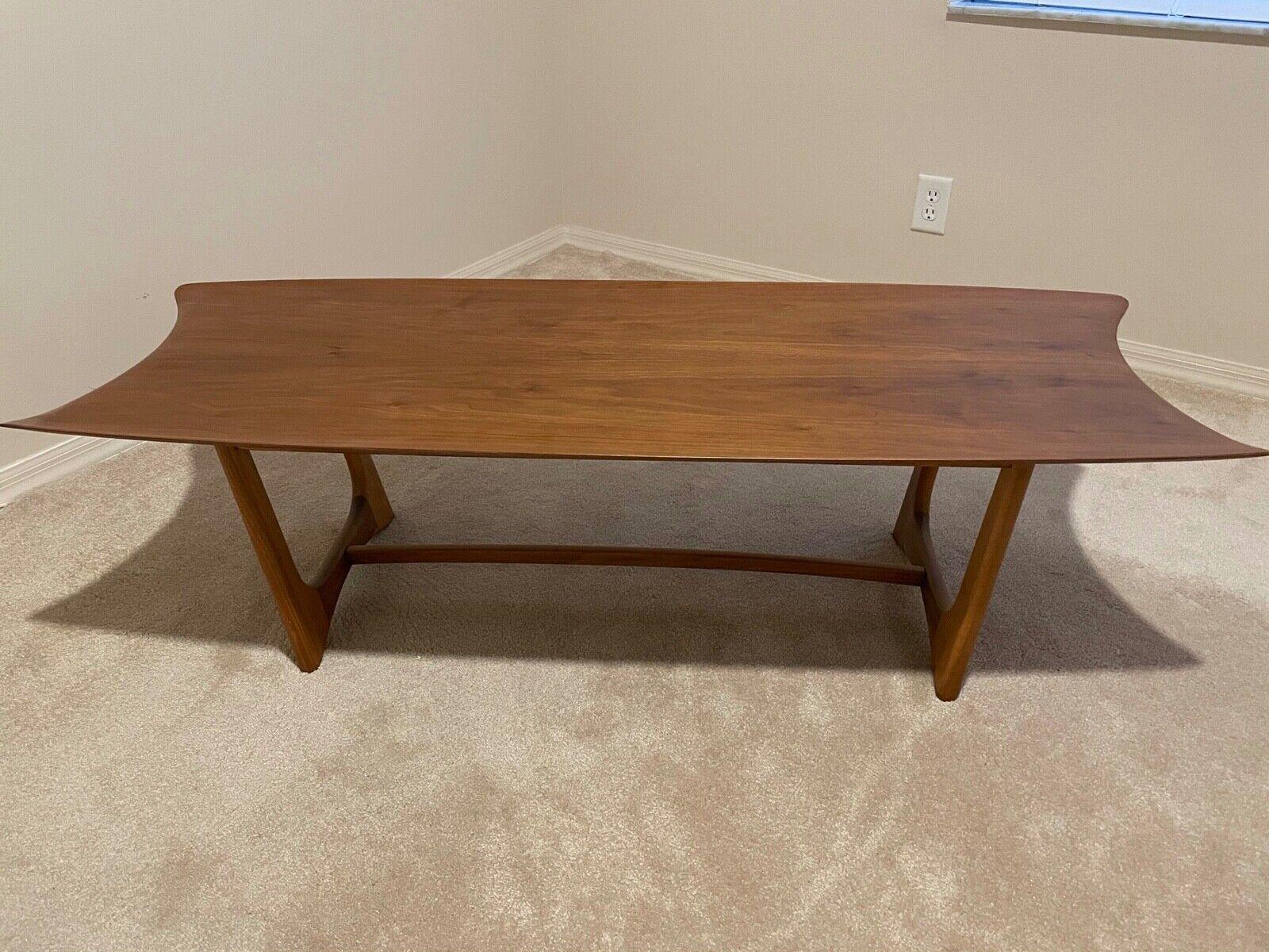 Adrian Pearsall, Mid Century Modern, Rare Walnut Stingray Coffee Table  - $1,250.00