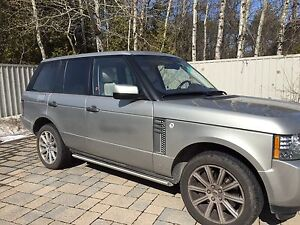 2010 Range Rover Supercharged 510hp