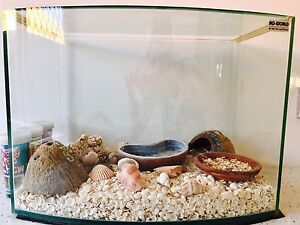 Fish tank/ Crazy crab home Mindarie Wanneroo Area Preview
