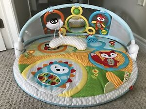 Play Mat / infant Activity Gym