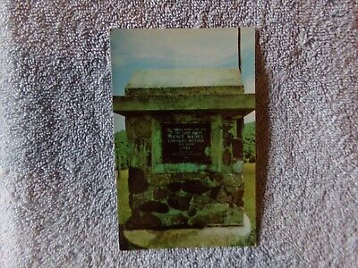 Used, Vintage Postcard WEST VIRGINIA, Near Antioch, Cabin of Nancy Hanks for sale  Shipping to Canada