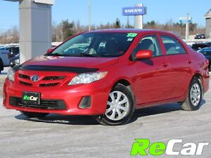 2013 Toyota Corolla LE AUTO | HEATED SEATS | ONLY $53/WK TAX...
