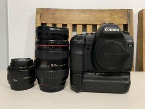 CANON EOS 5D mark ii canon 24-70 F2.8 50mm F1.8 ii