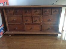 Solid Timber Spice Drawers Newcastle Newcastle Area Preview
